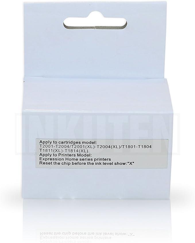Amazon.com: inkuten (TM) chip Resetter para su uso en Epson ...