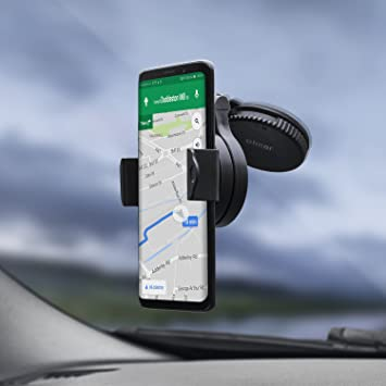 Soporte de Coche Olixar para Smartphones - Compatibilidad Universal - Olixar OmniHolder - Para el parabrisas
