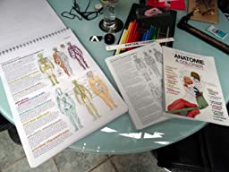 Amazon.fr - L'anatomie à colorier - Wynn Kapit, Lawrence-M