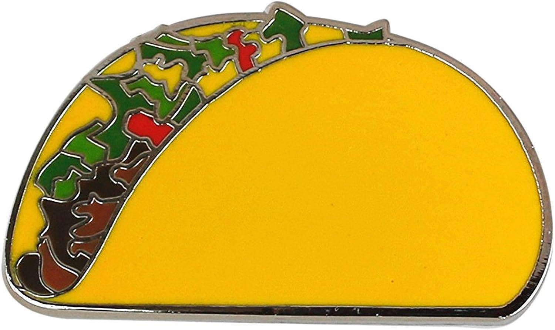 Forge Taco Lapel Pin