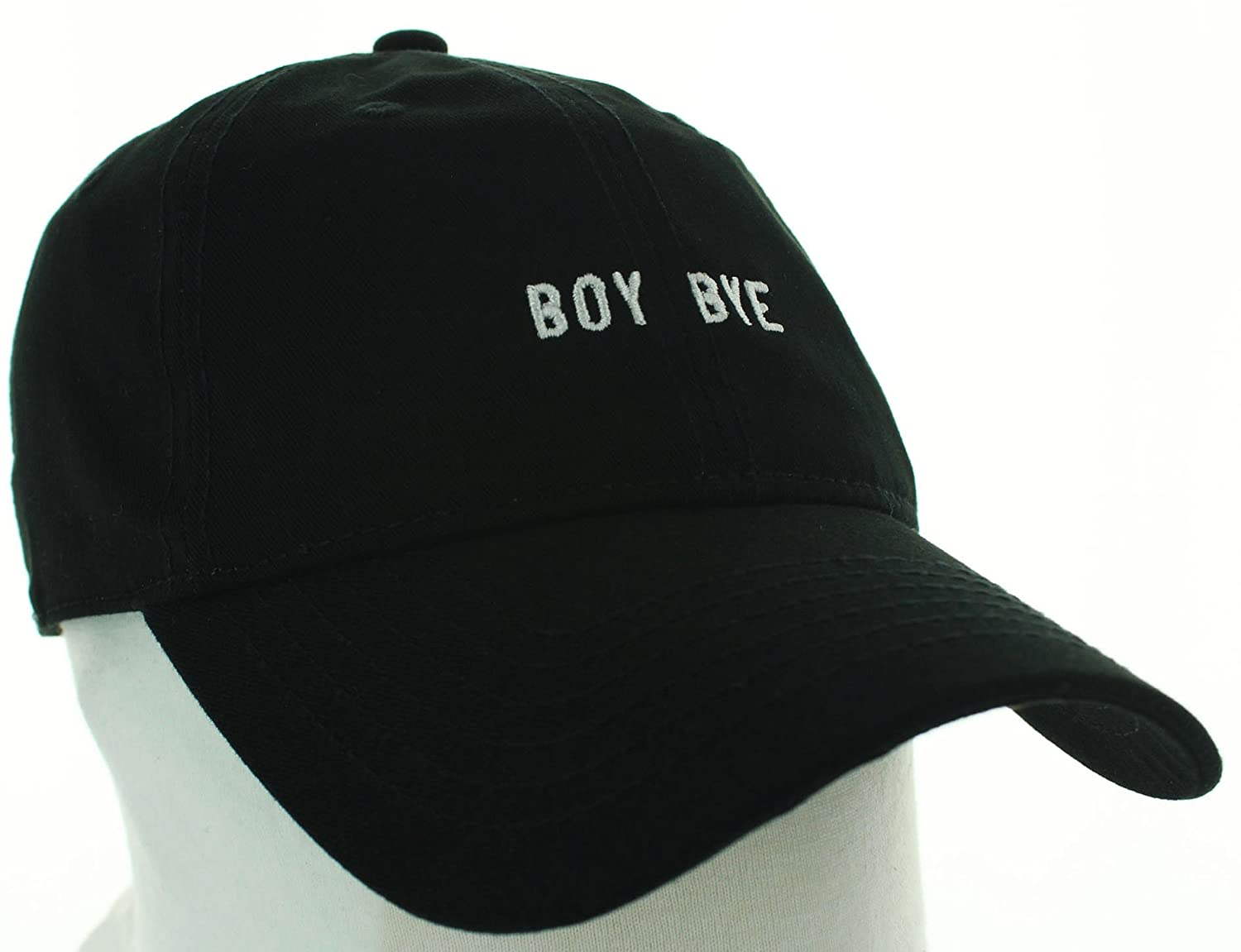 3e227ee8a57 2018 new Uh Huh Honey Black Dad Hat Embroidery Baseball Caps Cotton