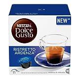 NESCAFÉ DOLCE GUSTO RISTRETTO ARDENZA Caffè espresso 3 confezioni da 16 capsule (48 capsule)