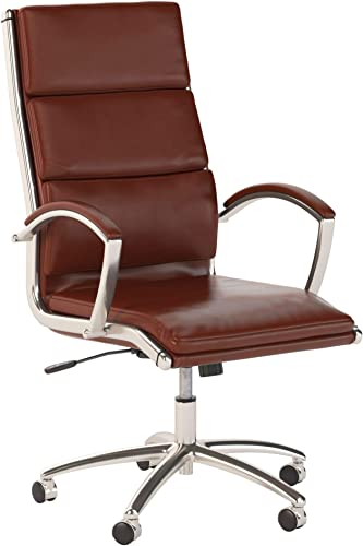 Bush Business Furniture Studio C High Back Executive Office Chair