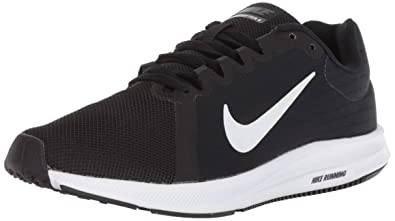 ecb2f7272dbbf Nike Downshifter 8   Blk-Wht-Antrct  Buy Online at Low Prices in India -  Amazon.in