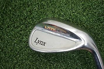 Lynx Wedge para diestros acero 56 °: Amazon.es: Deportes y ...