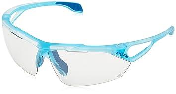 e09d97fca2 eassun Monster Gafas De Sol, Unisex, Azul Claro, M-L: Amazon.es ...