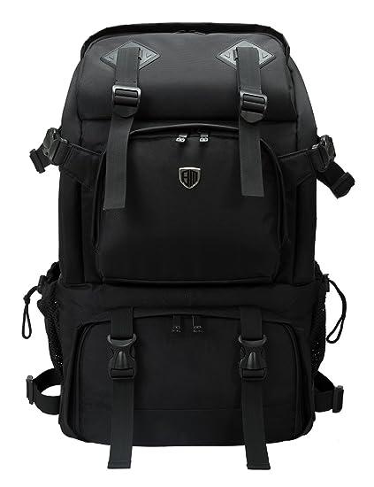 Amazon.com   BAGSMART Anti-Theft Professional Gear Backpack for SLR ... a6e44b842979d