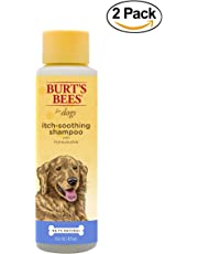 Burt's Bees for Dogs FFP7266AMZ2 All-Natural Itch Soothing Shampoo with Honeysuckle, Pack of 2