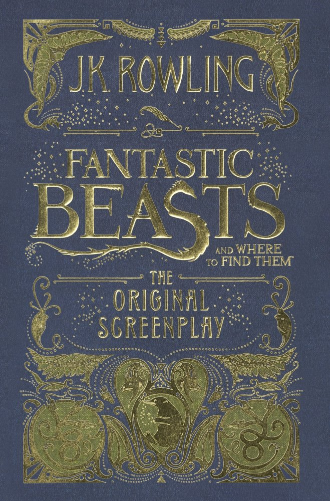 Fantastic Beasts And Where To Find Them (Screenplay) (Turtleback School & Library Binding Edition) PDF