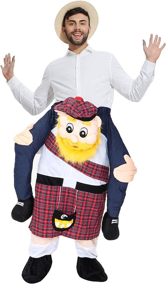 Disfraces Inflables Disfraz de Mascota de Navidad Paseo en mí Ropa ...