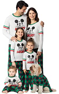 Minnie Mouse PajamaGram Matching Pajamas for Family 2T Toddler Girls Red