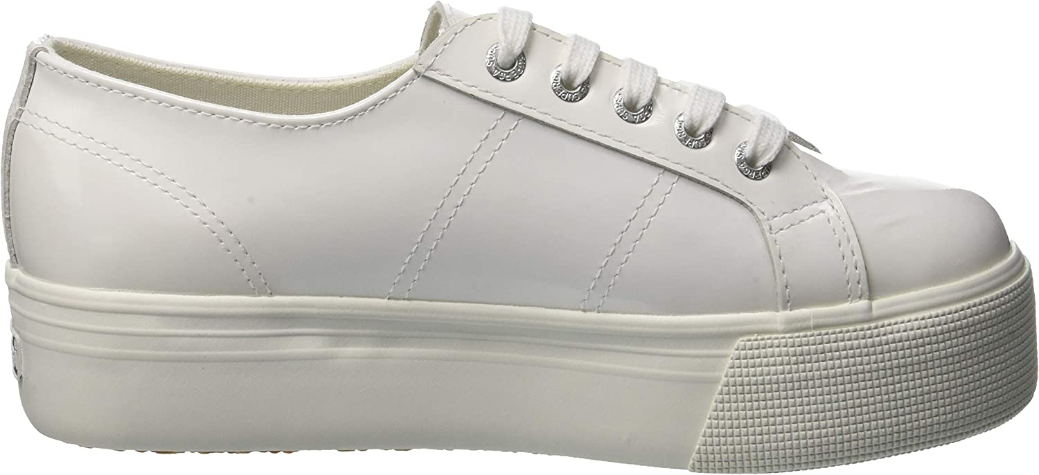 SUPERGA 2790-leapatentw, dames sneakers Wit 900