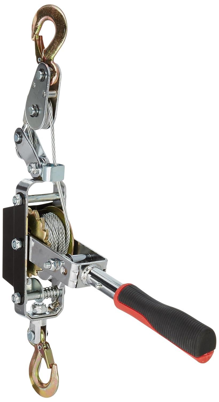 Maasdam Pow'R Pull EZ Winch - Portable 1/2-Ton - 1-Ton Capacity Winch EZ2000