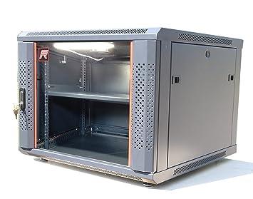 Amazon.com: 9U Server Rack Cabinet Enclosure. ACCESORIES FREE ...