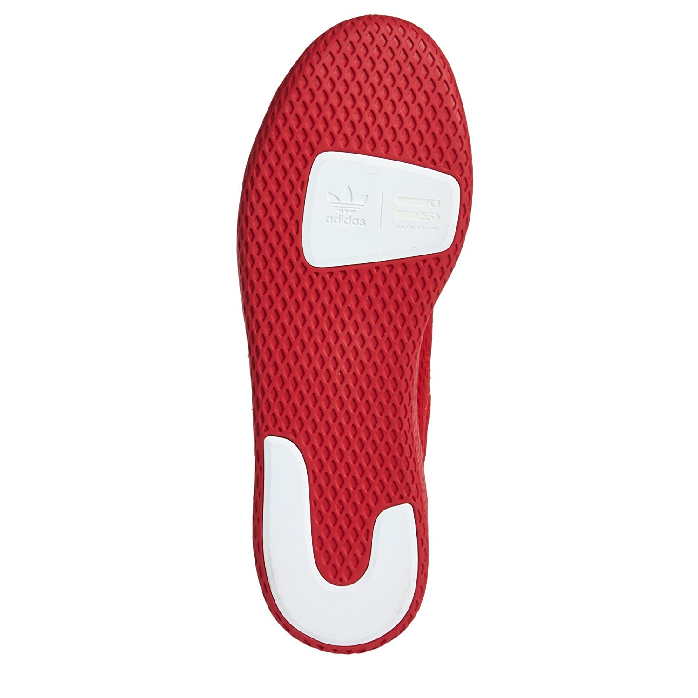 adidas Men's Pw Tennis Hu US|Red Sneaker B07684GG77 8 D(M) US|Red Hu bf95e0