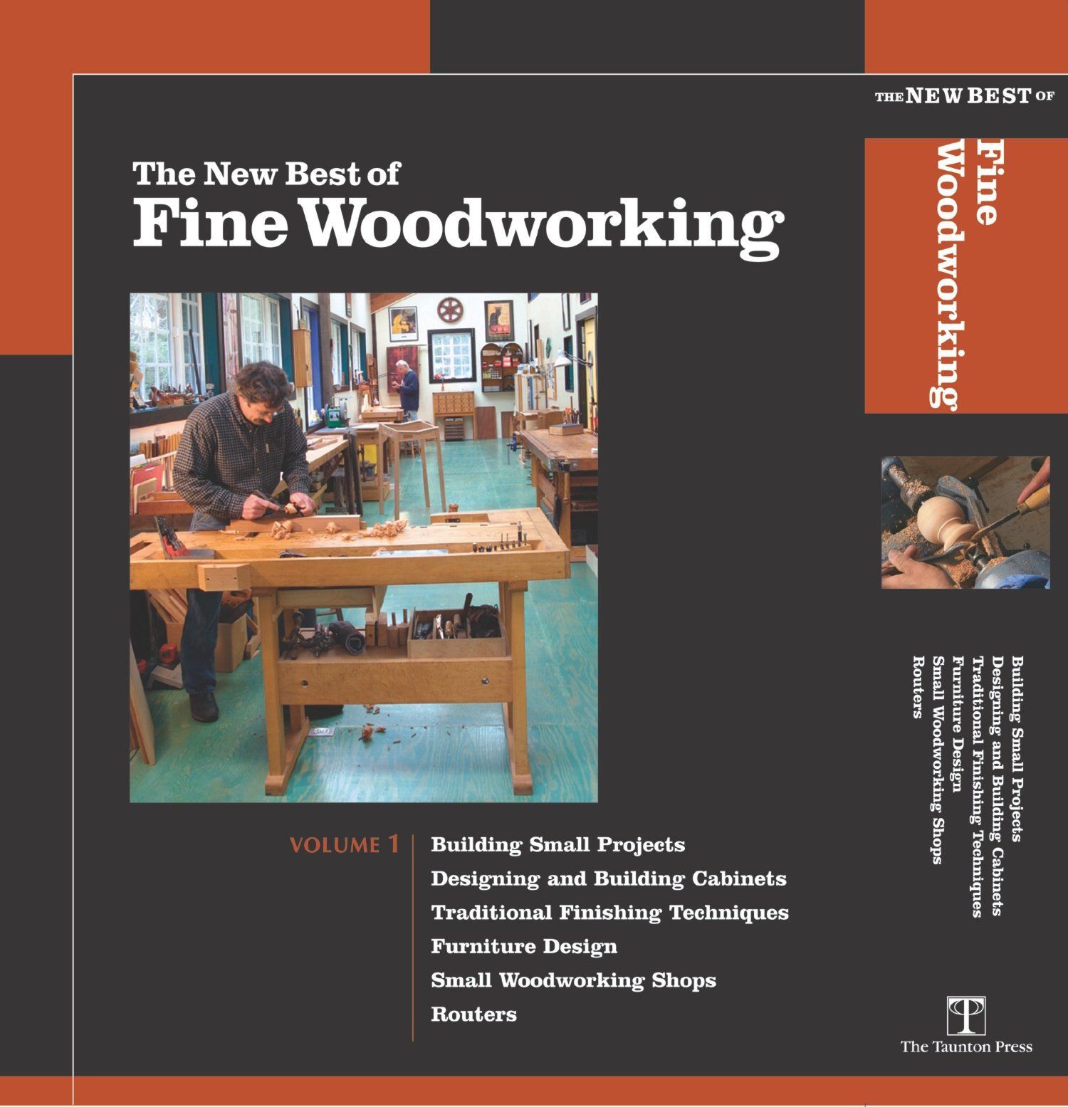 The New Best of Fine Woodworking: Volume 1: Fine Woodworking: 9781561587360: Amazon.com: Books