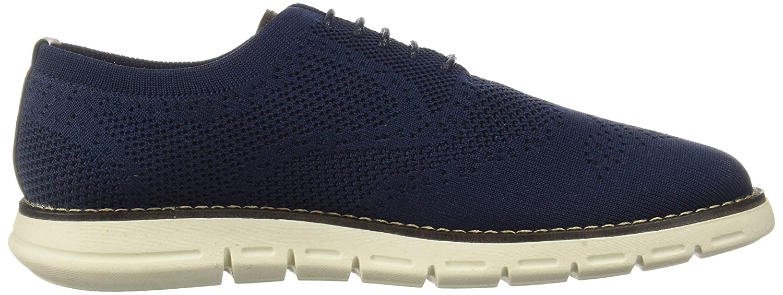 Nautica Mens Wingdeck Oxford Shoe Fashion Sneaker