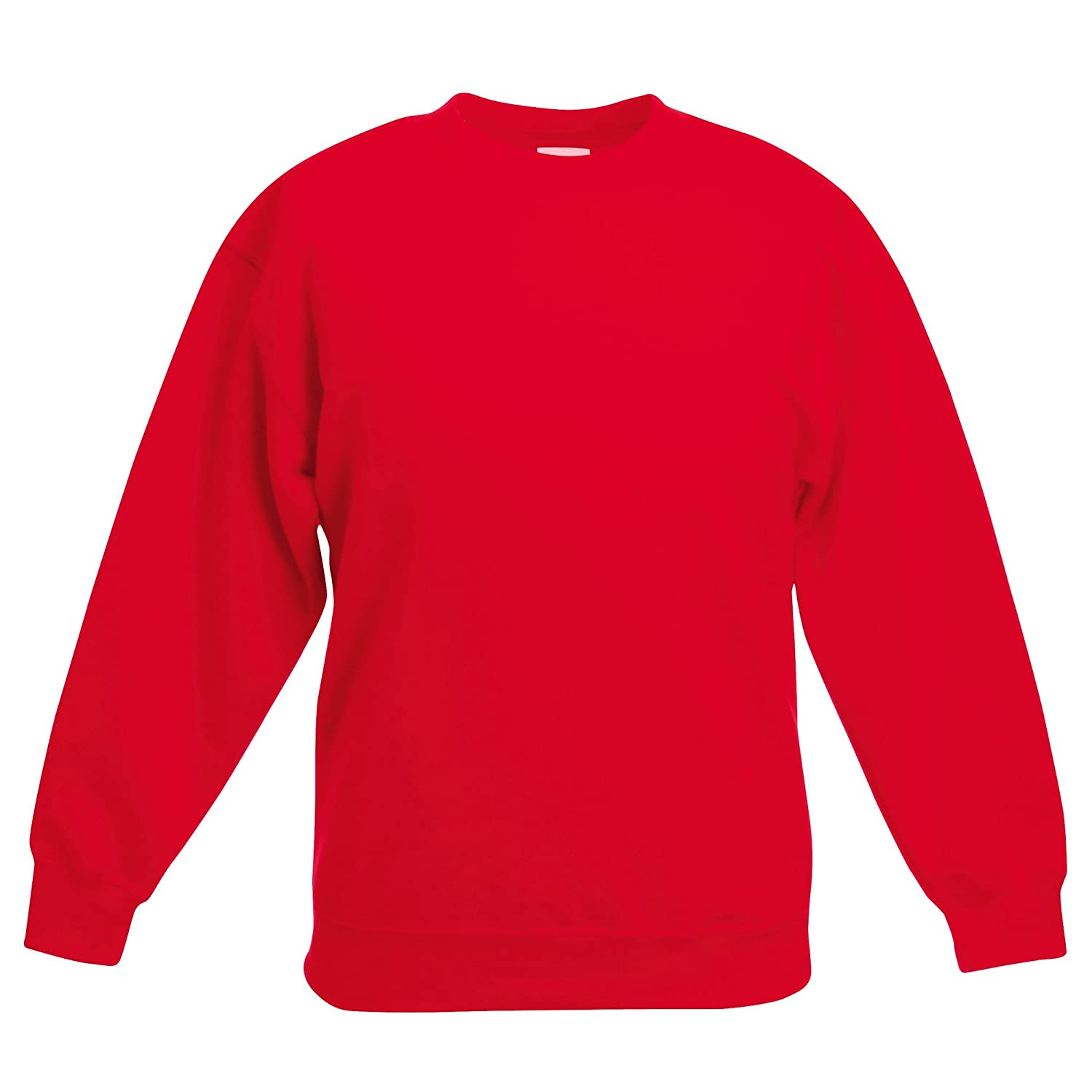 Fruit of the Loom Kids Unisex Classic 80/20 Set-In Sweatshirt