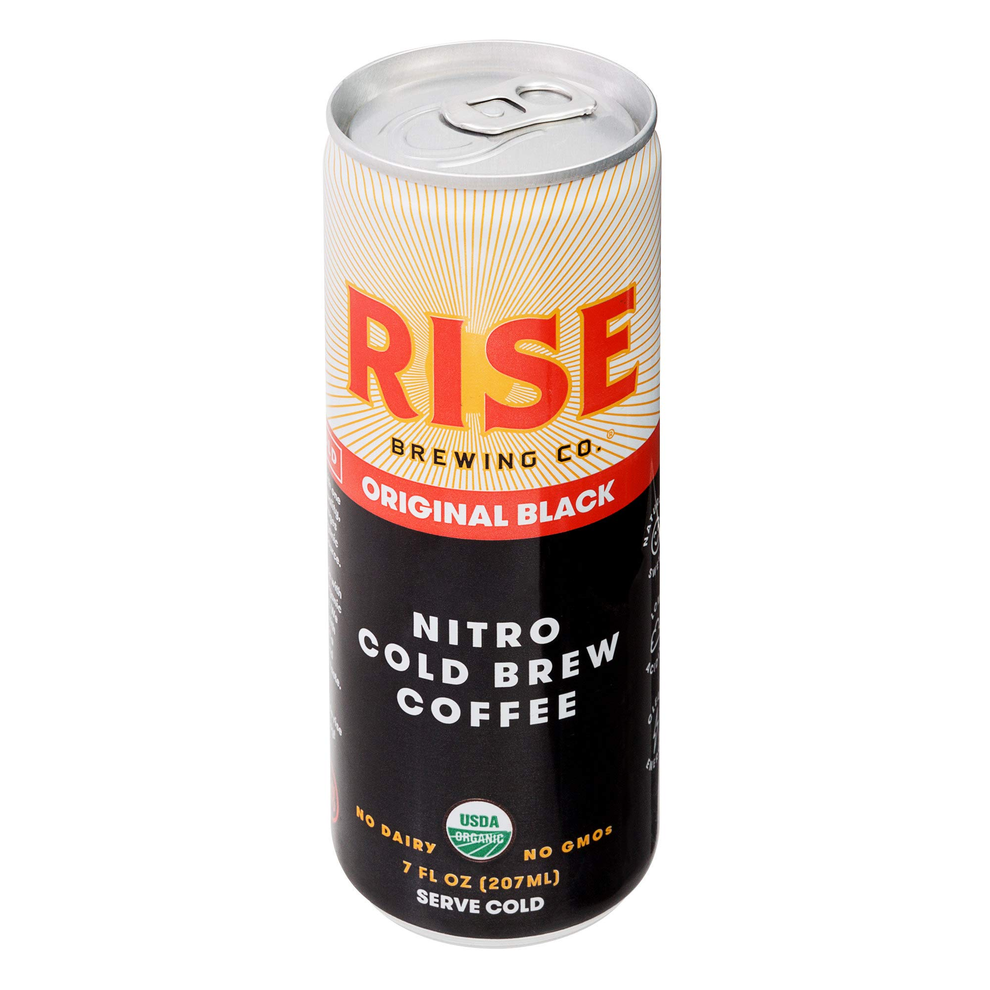 TableTop King 7 oz. Original Black Nitro Cold Brew Coffee - 12/Case by TableTop King (Image #1)