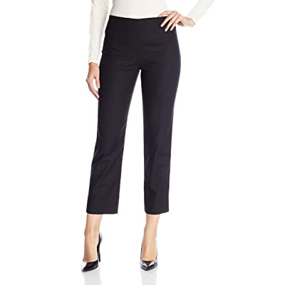 NIC+ZOE Women's Perfect Ankle Pant with Side Zip at Women's Clothing store