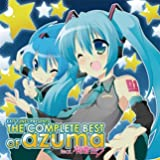 EXIT TUNES PRESENTS THE COMPLETE BEST OF azuma feat.初音ミク
