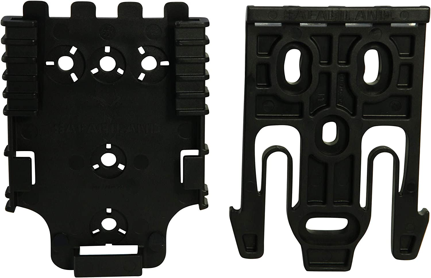 Safariland QLS Quick-Kit 1-2 Quick Release system 1 fork and 1 receiver