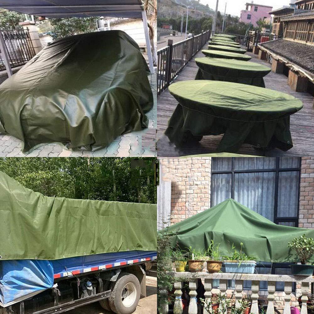 Zhihui Zeltplanen ZZHF pengbu x Tarps, Plane, 5m x pengbu 6m Plane, geeignet für LKW, Dreiräder, Zelt Tops, Grün (Farbe : Grün, größe : 2m3m) 739bf2