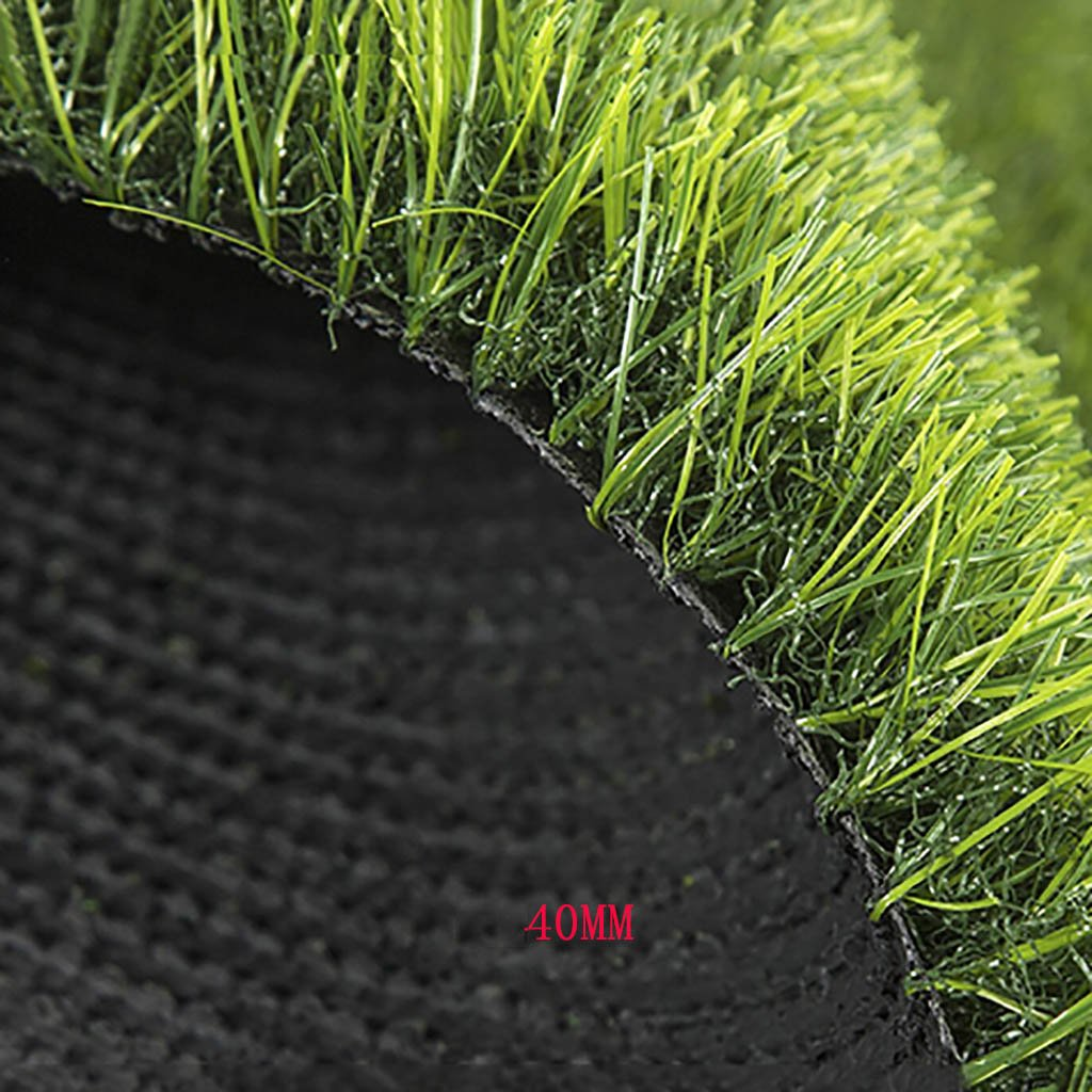 WENZHE 人工芝芝生 ガーデンターフ 人工芝サッカー場高密度安価、2メートルワイド、厚い40 / 50mm、4つのスタイル ( 色 : B-40mm , サイズ さいず : 2*3m ) B079178MNH 16787 2*3m|B-40mm B40mm 2*3m