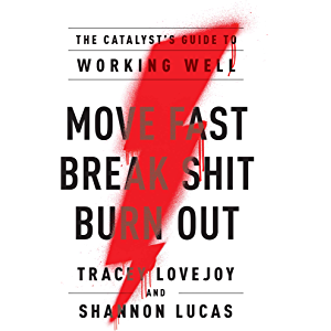 Move Fast. Break Shit. Burn Out.: The Catalyst's Guide to Working Well