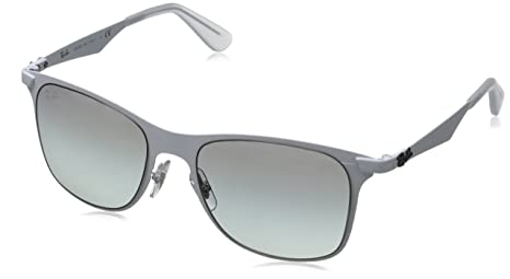ecdf8961ab8 Image Unavailable. Image not available for. Colour  Ray-Ban Men s ORB3521  163 1152 Square Sunglasses