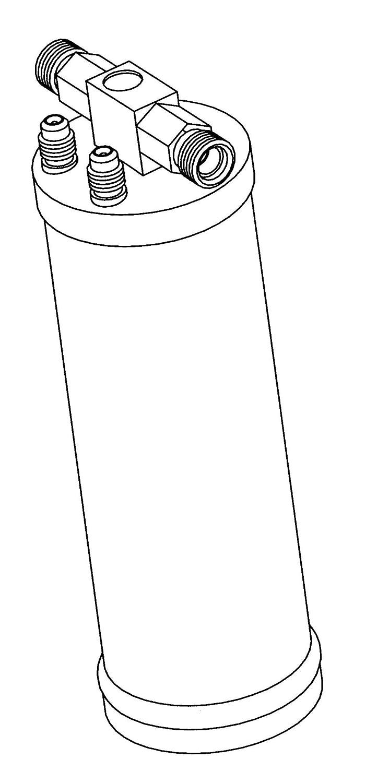 NRF 33160 Dryer air conditioning