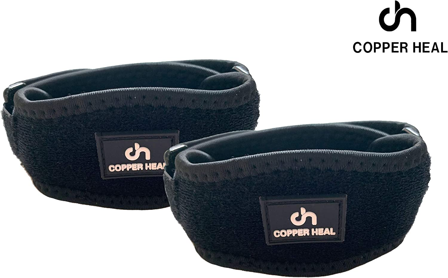 COPPER HEAL Codera Deportiva Adjustable - Soporte Antebrazo ...