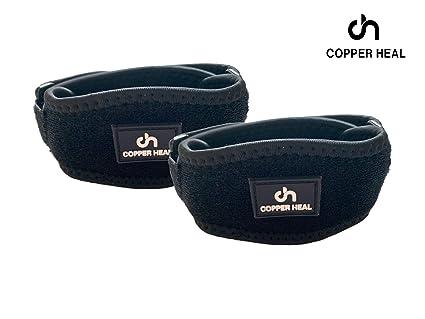 COPPER HEAL Codera Deportiva Adjustable - Soporte Antebrazo ...