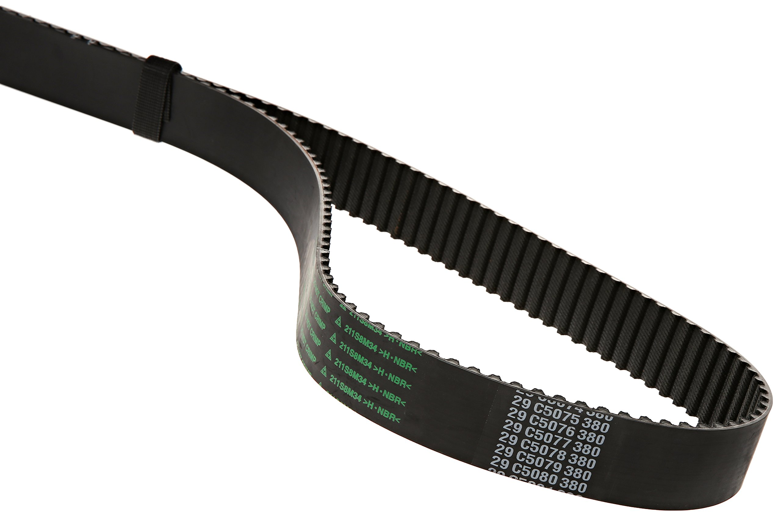 Genuine Toyota 13568-09070 Timing Belt by Toyota