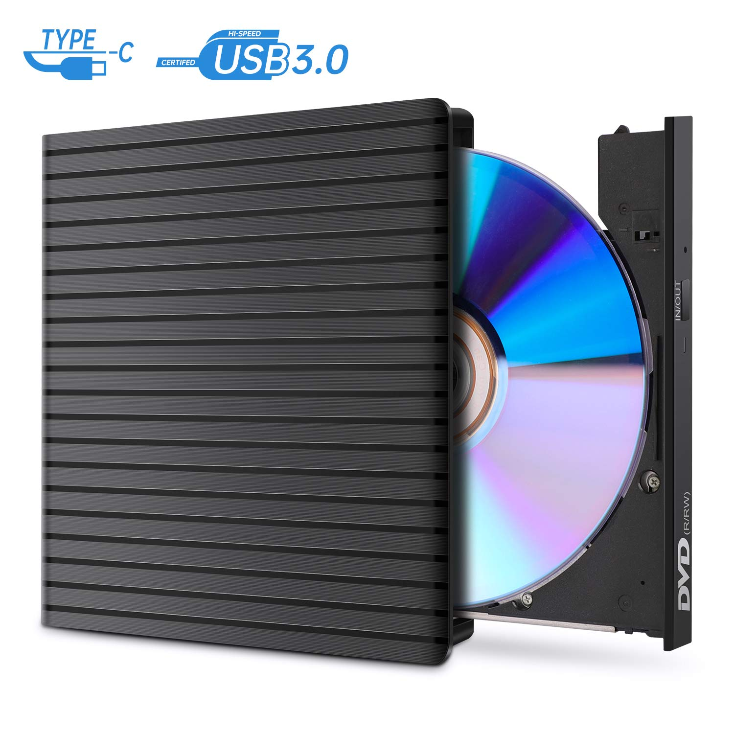 External CD DVD Drive