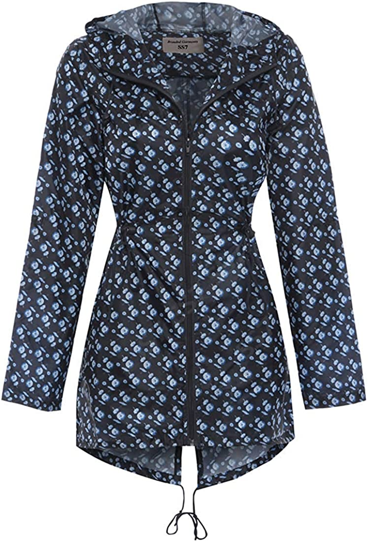 SS7 New Womens Raincoat Sizes 12 to 22