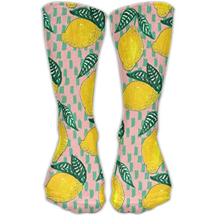 Amazon.com: FUNINDIY Socks Mango Lemon Women&Men Socks Soccer Sock Sport Tube Socks: Sports & Outdoors