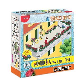 Claber Kit 50 Terrazza Irrigazione