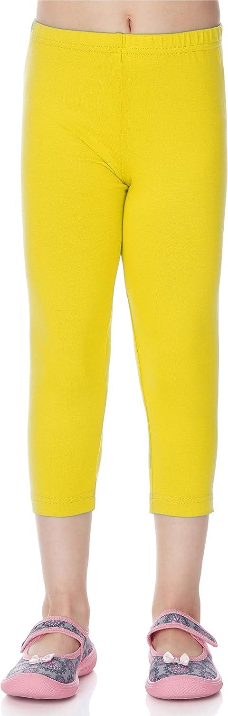 Merry Style M/ädchen 3//4 Leggings aus Viskose MS10-131