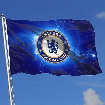 Chelsea Fc Flag Amazon
