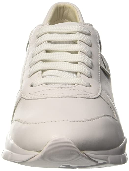 Amazon.com   Geox Womens D Sukie a Low-Top Sneakers, White (IVORYC1008)   Fashion Sneakers