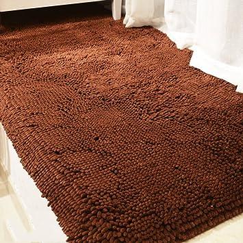 60 x 180 chenille rote schlafzimmer bettvorleger couchtisch ...