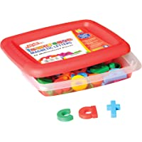 Educational Insights Multicolored Lowercase AlphaMagnets, Set of 42 Lowercase Letters: Perfect for Homeschool…