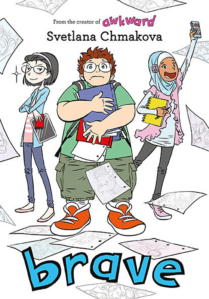 Download Brave (Berrybrook Middle School) ebook