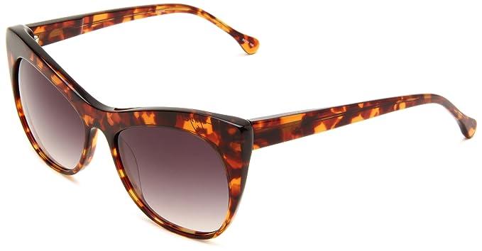 1613c8f1d4 Amazon.com  Elizabeth and James Womens Lafayette Cat Eye Sunglasses ...