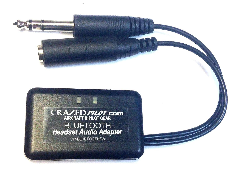 Bluetooth Headset Interface for ForeFlight & Garmin Pilot AUDIO ALERTS