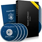 PIMSLEUR SPANISH LEVEL 1 - Learn Spanish w/Dr. Pimsleur's Famous Spanish Language Learning Method, Featured on PBS. Beginner Spanish to Intermediate Fast! - Press Play, Listen & Learn the Spanish Language - 30 Spanish Lessons/16 Audio CDs