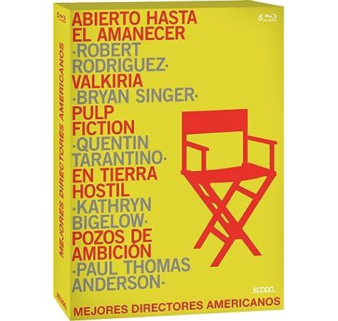 Pack: Directores Americanos [Blu-ray]: Amazon.es: George Clooney ...
