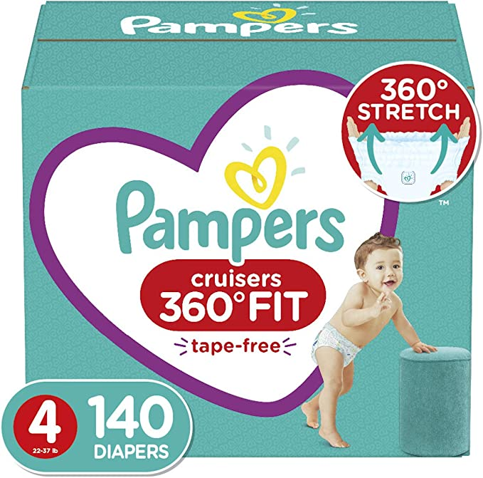 Pampers Premium Protect Nappy Pants Easy On Pull Ups Baby Nappies Size 4 5 6