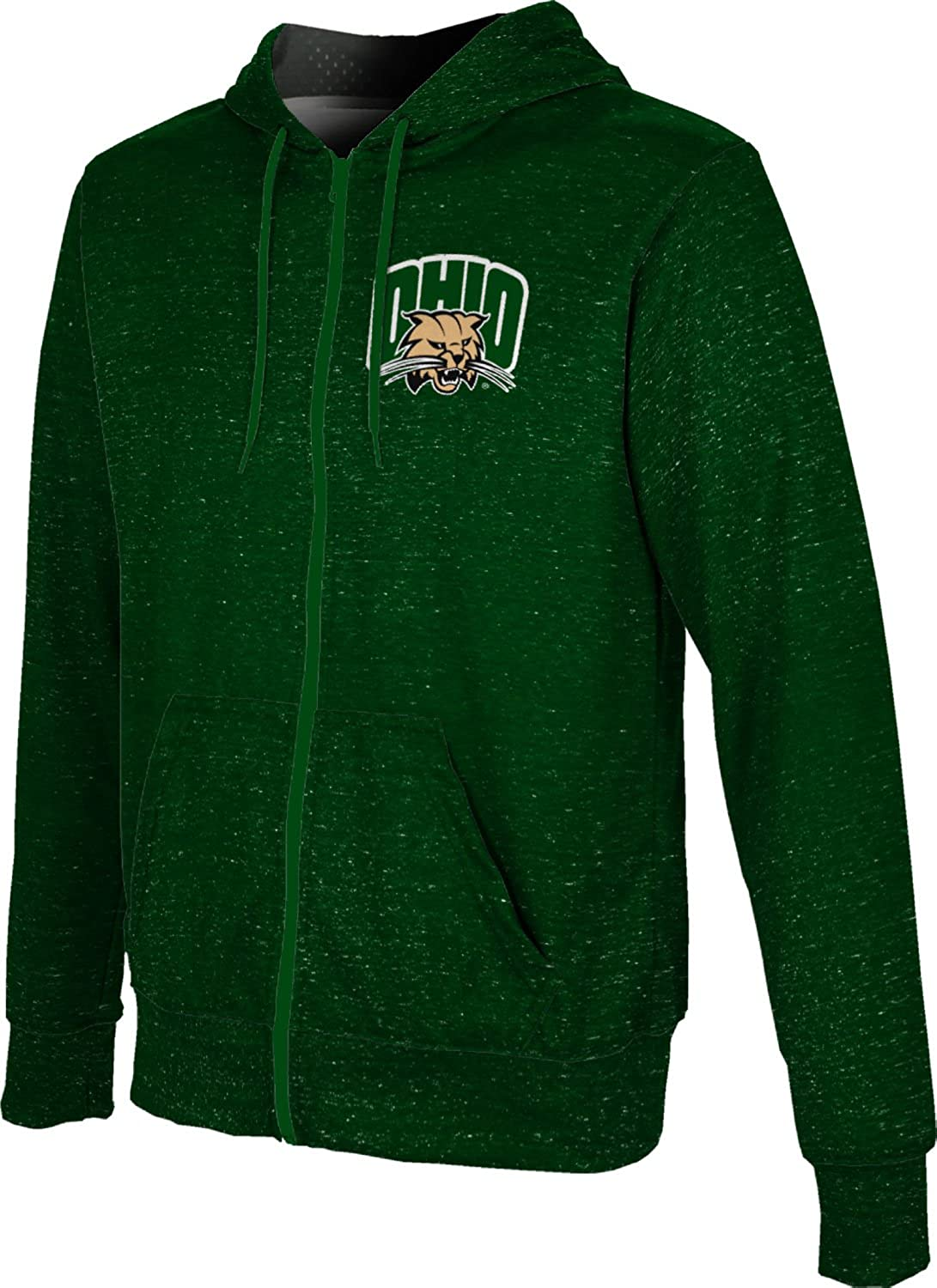 ProSphere Ohio University Boys Fullzip Hoodie Heather